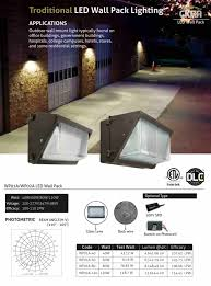 Outdoor Wall Pack Led Lighting Led Wall Pack Light Led Outdoor Lighting Manufacturers