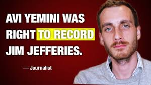 What Avi Yemini v. Jim Jefferies Controversy Reveals About the Media. -  YouTube