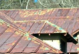 painting metal roof how to rust galvanized roofing photo 6 of rustic finishes wonderful best paint