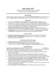 Industrial Engineer Resume New Section Magnificent Pin By Kayzie Lee On Job Interviews Pinterest Sample Resume