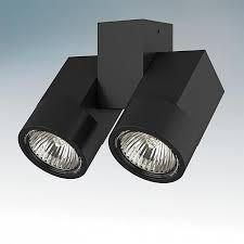 Накладной <b>светильник LIGHTSTAR 051037</b> ILLUMO X2 купить в ...