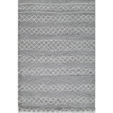 momeni maya grey 2 ft x 3 ft indoor area rug
