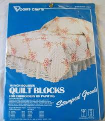 82 best Embroidery quilt blocks I have images on Pinterest | Guest ... & VOGART Crafts, Stamped Embroidery, Quilt Squares, Autumn Floral Adamdwight.com