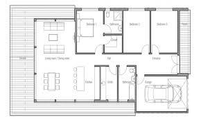 garage magnificent modern small house plan 28