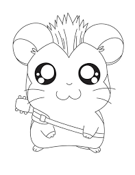 Small Picture Hamtaro the Rock Star Coloring Pages Bulk Color