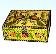 Small Decorative Wooden Boxes DecorativeWoodenBox Paintabulous Pinterest Wooden jewelry 42