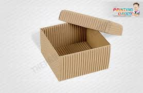 corrugated gift box the printing daddy