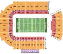 Fau Stadium Seating Chart Boca Raton
