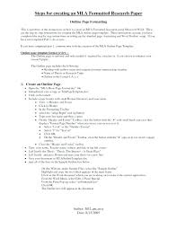 Fresh Research Paper Template Word Unique Outline Blank