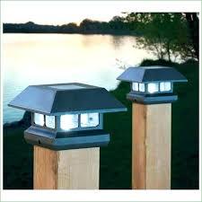 vinyl fence post lights vinyl fence post lights lighting low voltage medium image for outdoor solar
