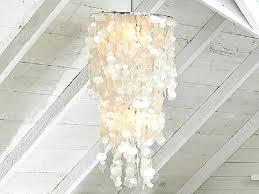 capiz shell curtain chandelier outstanding shell chandeliers shell chandelier white shell chandelier white wooden roof amazing capiz shell