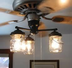 ceiling fan light kit vintage canning jar mason jar chandelier lighting fixture flush mount pendant farmhouse kitchen track lamp goods