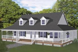 200 1024 front elevation of farmhouse home theplancollection house plan 200 1024