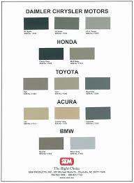 sem color coat chart sem classic coat oak vinyl leather spray can auto paint
