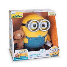 Minion Bob with Teddy Bear   Minions bob, Minion toy, Minion doll