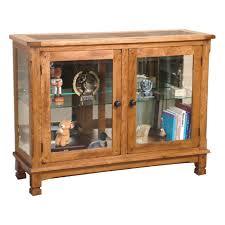 sunny designs sedona console curio cabinet home decor display electric fireplace media center lighting parts