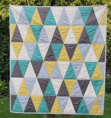 Triangle Quilt Patterns