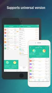 Budget Wiz Monthly Home Budget Planner Manager By Linklinks Ltd