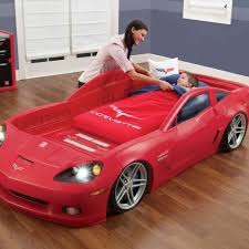 ... Large-size of Flossy Surprising Car Beds As Wells As Lights Mcqueen  82150 Sale Batman ...
