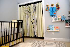 beautiful l shaped shower curtain rod in nursery contemporary with ceiling mount curtain track next to closet curtain alongside ikea