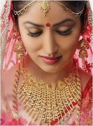 indian bridal indian bridal makeup jewellery maang tikka necklace