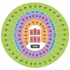 Frank Erwin Center Adele Seating Chart Frank Erwin Center Tickets And Frank Erwin Center Seating