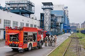 На заводе Балтика Санкт Петербург прошла масштабная эвакуация  Учения Балтика Санкт Петербург