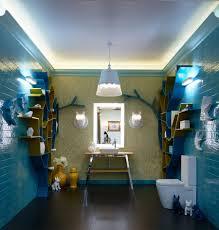 creative designs in lighting. 1-creative-bathroom-interior-design-eclectic-eco-style- Creative Designs In Lighting