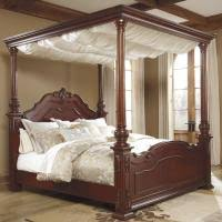 √ Queen Bed Canopy Cover | Canopy Bed Cover Top & Canopy Bed Covers ...