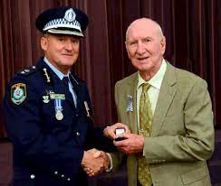 Cecil Ernest Patrick MALONEY | Australian Police