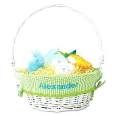 personalized easter basket kids personalized basket with liners personalized easter basket personalized