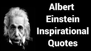 Albert Einstein Top Inspirational Quotes In English 13 Shrevars
