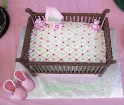 Baby shower crib cake | Baby shower themes, Cake and Babies