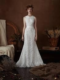 art nouveau wedding dress. art nouveau lace. isabelle armstrong wedding dress e