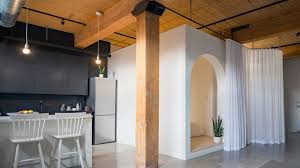loft furniture toronto. White Box Forms Sleeping Nook In Toronto Loft By StudioAC Furniture