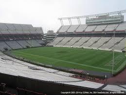 Williams Brice Stadium View From Club Level 418 Vivid Seats