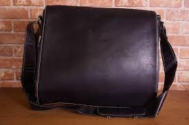 banana republic shoulder bag genuine leather