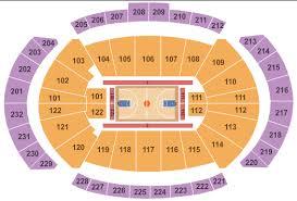 Uva Basketball Seating Chart Sprint Center Seating Chart Big 12 Tournament Sprint Arena
