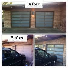 diy gl garage doors for 500