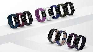 fitbit unveils charge 4 tracker with