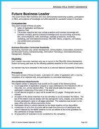 Entrepreneur Resume Objective Free Resume Example And Writing