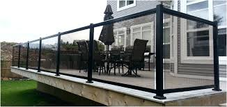 glass railing system for decks full size of railing kit marvelous elegant glass railing systems railing glass railing system for decks