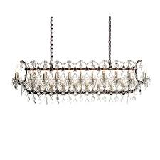 delivery to the uk is 49 previous next description additional information timothy oulton crystal rectangle chandelier