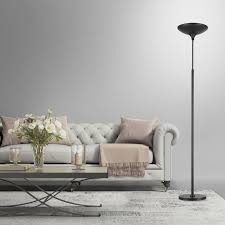 globe electric company quot led torchiere floor lamp reviews