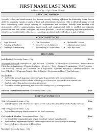 College student resume (text format). Top Student Resume Templates Samples