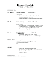 Best Full Time Nanny Resume Example Resumes Templates Personal Care