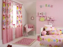 Little Girls Dream Bedroom Modern Bedroom Curtain With Wall Quote Murals Decoration Dorm