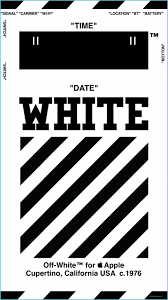 Off White Wallpaper Iphone X ...
