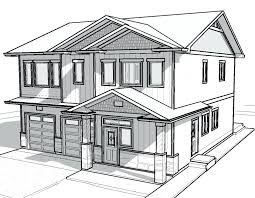 simple architectural drawings. Contemporary Simple Modern House Drawing Easy Architecture Of Throughout Simple Architectural Drawings