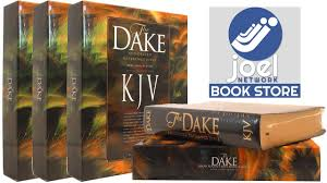 Dakes Annotated Reference Bible Kjv English Leather Fine Binding Dake Finis J